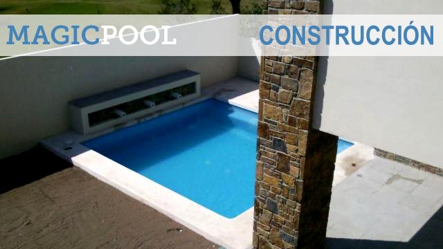 Bienvenida magic pool for Construccion de piscinas en mexico